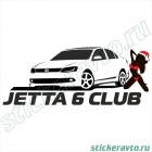 Jetta 6 club New Year
