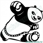 Kung Fu Panda (Кунг Фу Панда)