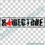 Логотип Нашествие - Алиса