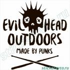 Evil Head Outdoors