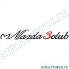 mazda 3 club (Мазда 3 клуб)