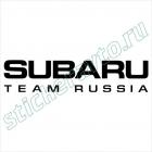 Subaru team russia