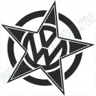Volkswagen звезда