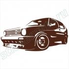 Volkswagen golf mk 2