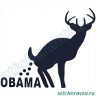 Олень и Обама