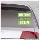 No tune no life