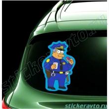 Шеф Вигам Симпсоны